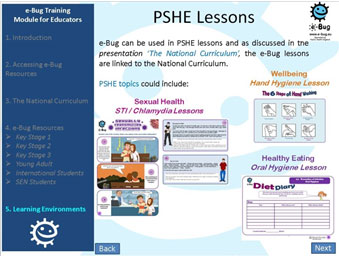 PSHE Lessons