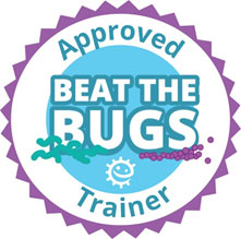 Beat The Bugs Badge