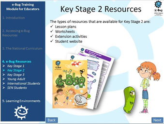 Key stage 2 resources